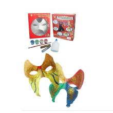 Kreative Halloween Maske des DIY Kinderpartyentwurfs kreative