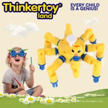 2015 новейшая пластиковая игрушка блокировки