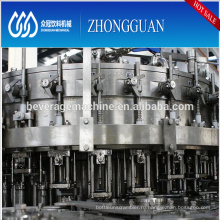 gas drink filling machine/carbonated water filling machine