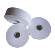 NT667 thermal transfer printing nylon taffeta label fabric