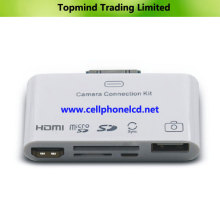 HDMI and Camera Connection Kit 5 in 1 for iPad iPhone iPod Series