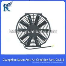 12 polegadas 24v auto ventilador e 12 volts carro elétrico ventilador