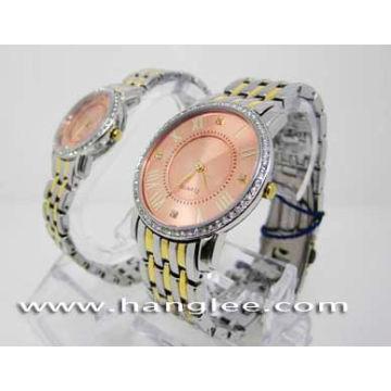 Montres de haute qualité pour couples, montres d'amour (HLJA-15160)