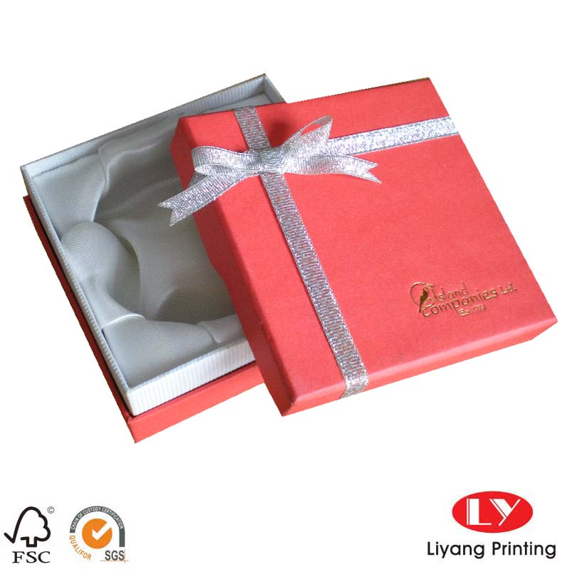 Paper Jewelry Gift Box LY08010