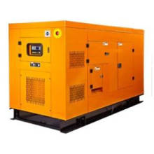 Une el generador envuelto insonoro de la potencia 120kVA con el motor CUMMINS