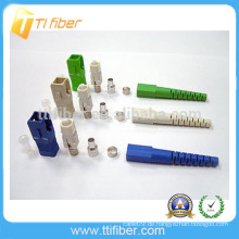Faseroptik-Stecker SC / APC 2.0 & 3.0mm, hochwertiger Faserverbinderhersteller