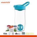 Everich 24 oz BPA sans gomme bouteille minérale en plastique
