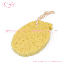 Wholesale custom shape adult bath sponge