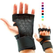 Frauen Männer Gewichtheben Handschuhe mit Handgelenk Wrap für WOD Fitness Workout Cross Training Fitness 5 Farben Größe S-XL