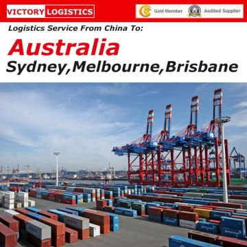 FCL&LCL Ocean Shipping From China to Sydney/Melbourne/Brisbane, Australia