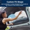 Fashion Car Roller Blind Sunshade for Rear Side