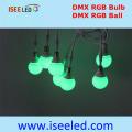 DMX512 Hanging Digital Milky 3D LED Bulb