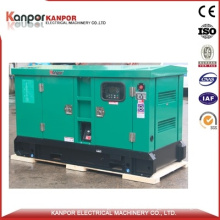 Fpt 104kw 130kVA Low Noise Diesel Genset with Soundproof Case