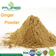 Certified Organic Dehydrated Ginger Powder