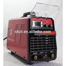 Inversor 3 en 1 dc tig mma corte máquina de soldadura ct416