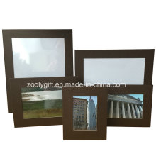6X8 Textured Pattern Paper Promotional Photo Frames