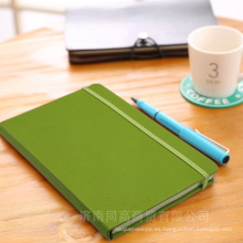 Diario de cuero / Diario de cuero de cuaderno de escritura personalizada