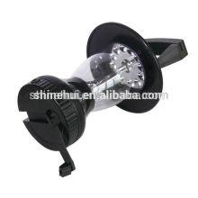 Linterna solares de la linterna de la CC de la CA de la linterna que acampa solar de la energía