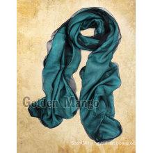 2016 latest fashion 100% silk tudung scarf