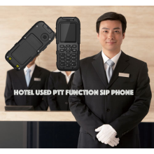 Hotel Used PTT Function SIP Phone