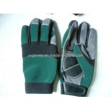 Механик Перчатки-Анти -- Scartch Перчатки Безопасности Перчатки Работы Перчатки Антивибрационные Перчатки
