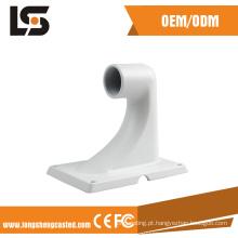 Suporte de alumínio para vigilância rodoviária Bracket de alumínio para acessórios de câmera CCTV Suporte de alumínio para peças de vigilância