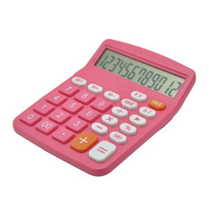 12 Digits Desktop Semi Calculator