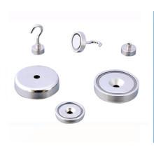 Seltener Erde Permanenter N45h Neodym-Cup-Magnet Pot
