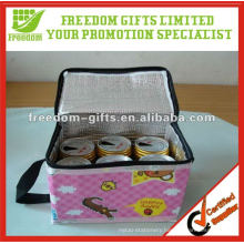 Personalized Logo Printed Promotional Can Cooler Bags