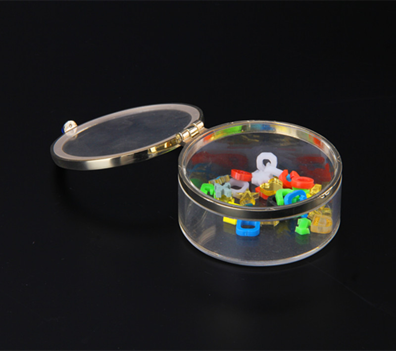 Acrylic Round Display Box