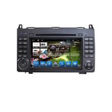 Android Quad Kern 1080P Auto MP5 DVD-Player für Benz B200 mit integriertem GPS 3G Wifi BT