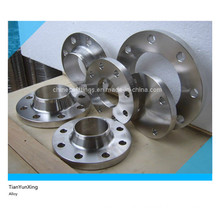 150#-2500# Stainless Steel Forged Weld Neck Flanges