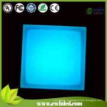 Baldosas LED RGB para uso en exteriores