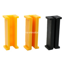 CWT Guide Shoe Insert untuk OTIS Elevators L = 100mm