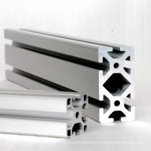 profilé d'extrusion d'aluminium anodisé pour machine industrielle
