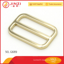 Custom metal square buckles hot sale in China