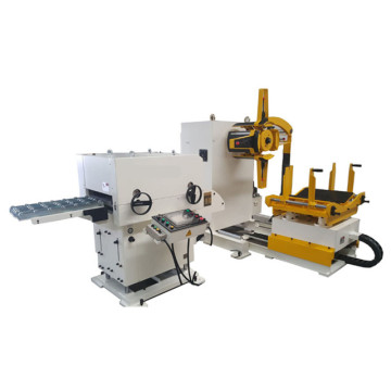 Decoiler Straightener Servo Feeder
