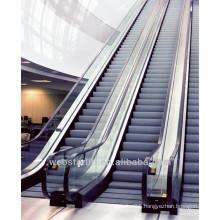 Secure energy-saving VVVF Drive Outdoor Escalator Price