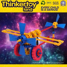 Wainscot Presidente Modelo Baby Education Toy Building Blocks
