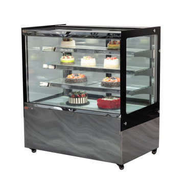 900mm Cake Display Cabinet Nevera Nevera Comercial