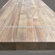 Thermo Rubber panneau en bois / comptoir / dessus de table