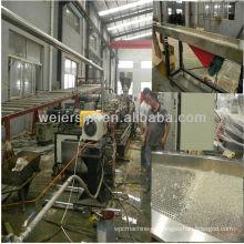 Máquina de extrusión de peletización bajo el agua PET