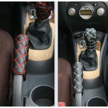 Completo Set de cinturón de seguridad de cubierta, cubierta de freno de mano, cubierta del engranaje, cubierta del espejo