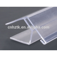 hot sale plastic price date strip for supermarket
