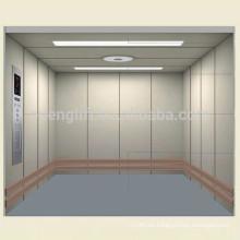 Fácil de instalar elevador de carga de carril de guía