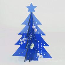 Christmas Acrylic Display Rack for Promotion