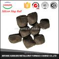 precio de la bola de la escoria de silicio50%