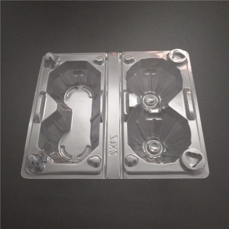 two hole egg tray