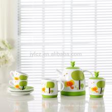 Set von 7 Kindern Tee-Set Geschenk