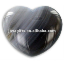 40MM Agate Stone Hearts